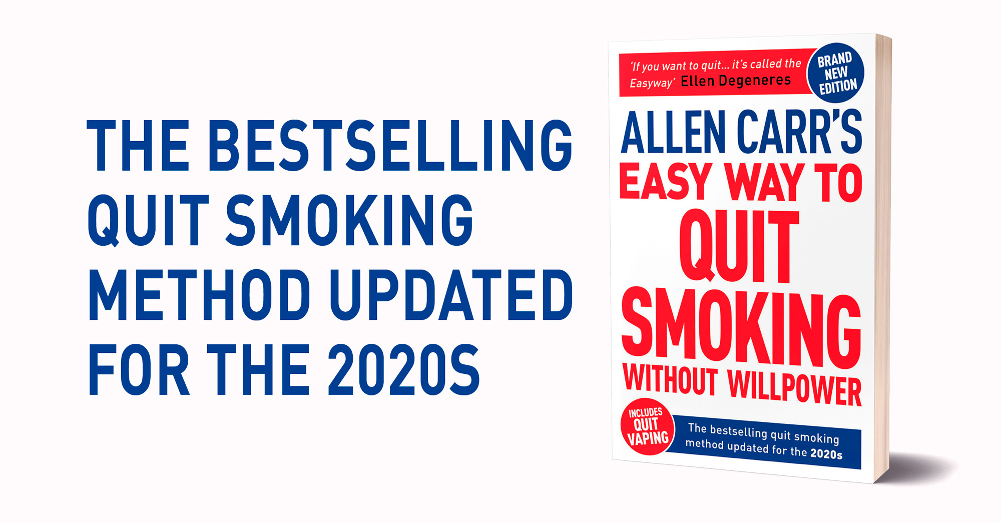 The Bestselling quit smoking method updated for the 2020s